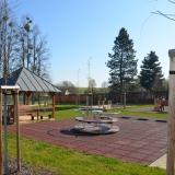 hřiště u školky